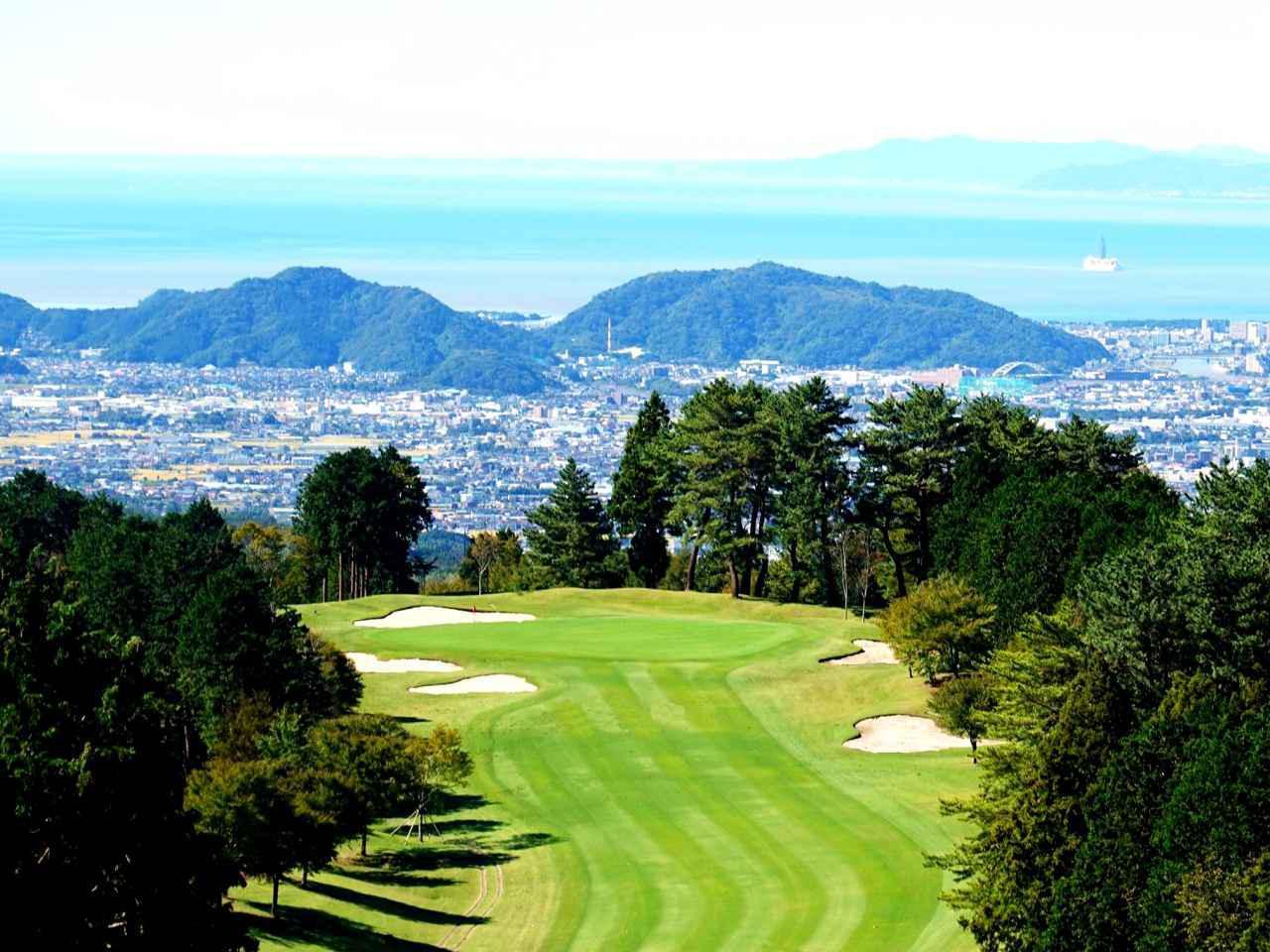 画像: 函南ゴルフ倶楽部 箱根コースと富士コースの36ホール