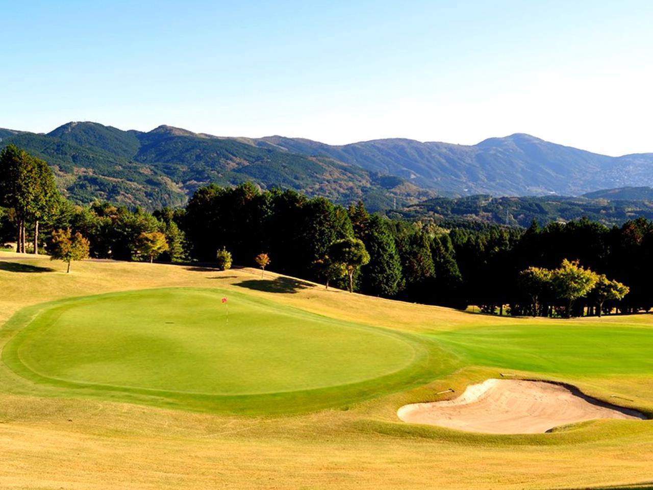 画像: 函南ゴルフ倶楽部 富士山と駿河湾の眺めが美しい丘陵コース