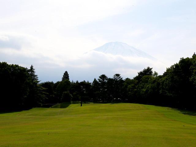 画像: 富士レイクサイドCC(18H・6933Y・P72)ベント2グリーンのチャンピオンコース