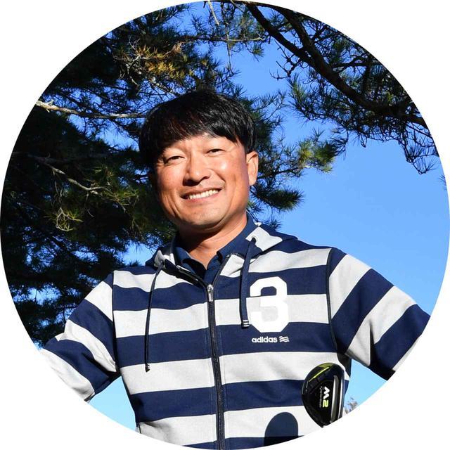 画像: 村田崇さん/40歳 令和元年菊川CCクラブチャンピオン