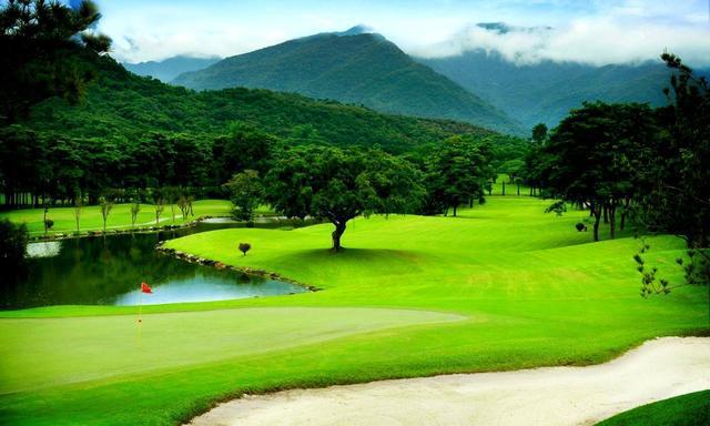 画像: 山湖観ゴルフクラブ