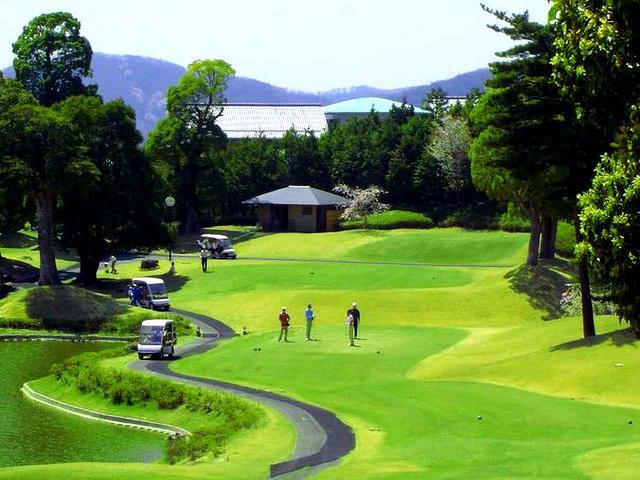 画像: アートレイクゴルフ倶楽部 18H・7156Y・P72