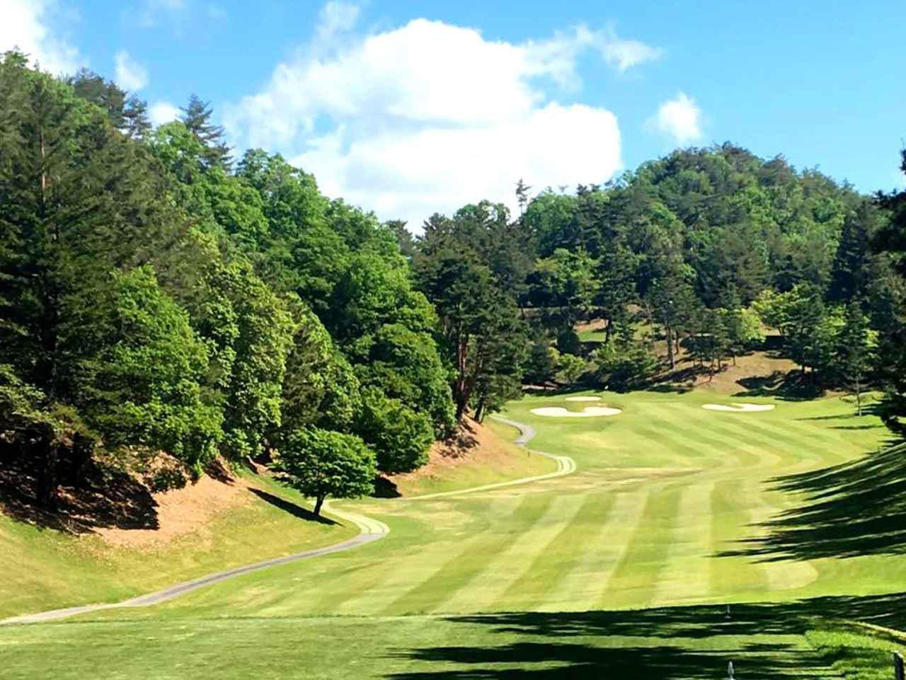 画像: 伏尾ゴルフ倶楽部 27H・9920Y・P108 広々とした東コース、テクニカルな南コース、グリーンの傾斜が特徴的な西コースの27ホール