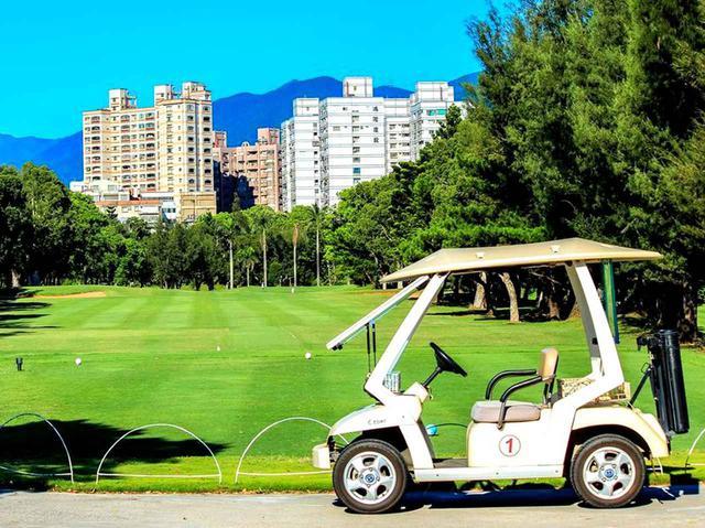 画像: 台湾ゴルフクラブ②