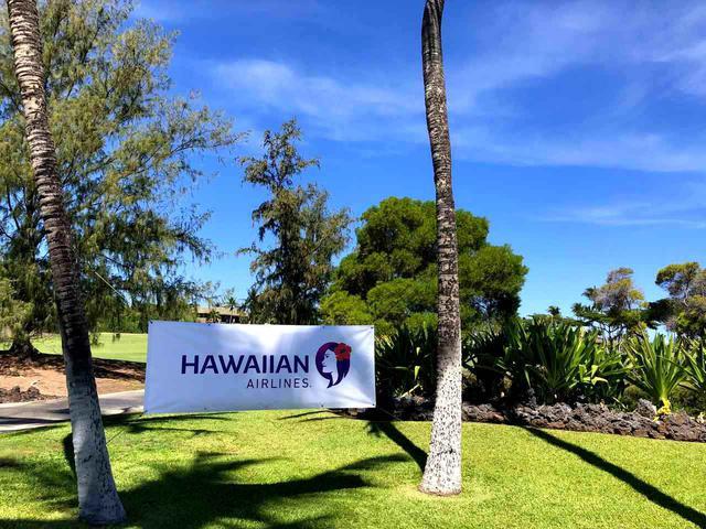 画像: ワイコロアビーチリゾートリゾート・キングスコースでハワイアン航空杯。新ペリア方式のお楽しみコンペを開催。お一人様の参加予約も可能です
