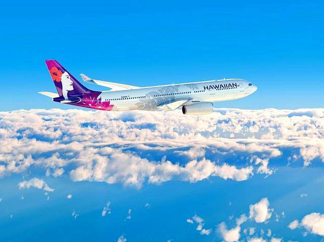 画像: 羽田空港からコナ空港へ直行、エコノミクラスとエクストラコンフォートクラスが選べます