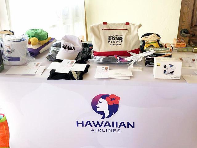 画像: 参加者全員にプレゼント! 「ハワイアン航空杯」コンペ
