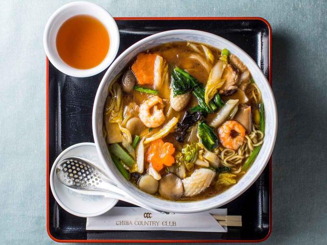画像: 広東麺(1436円)