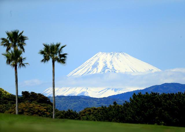 画像: ⑤富士山を望む