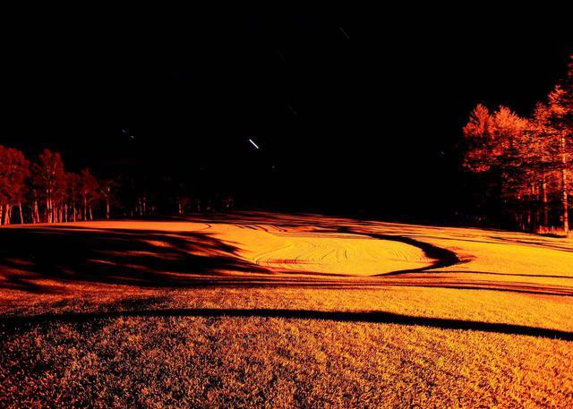 画像: ⑥夜のコース