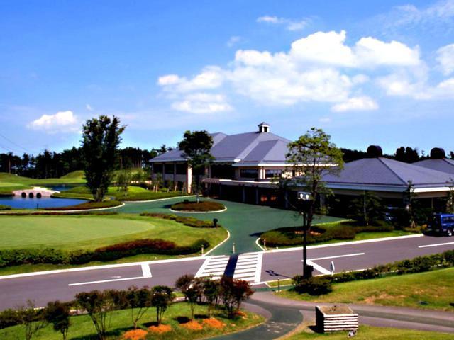 画像: 霞南ゴルフ倶楽部のクラブハウス