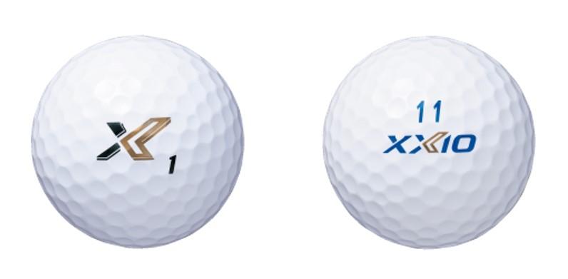 画像: (左)ゼクシオ エックス (右)ゼクシオ イレブン