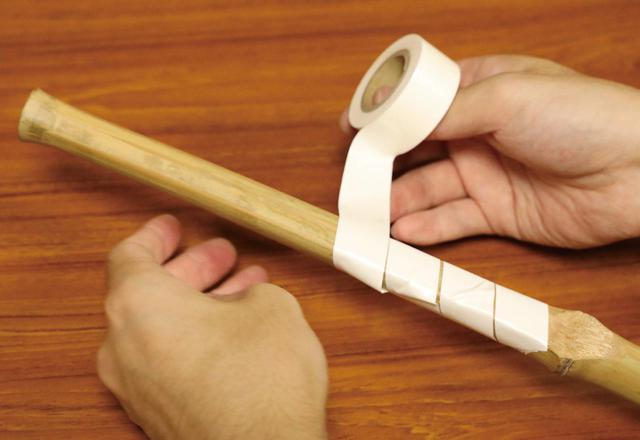 画像4: 竹ボウキを DIY してみよう!