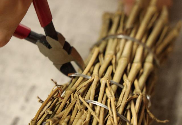 画像2: 竹ボウキを DIY してみよう!