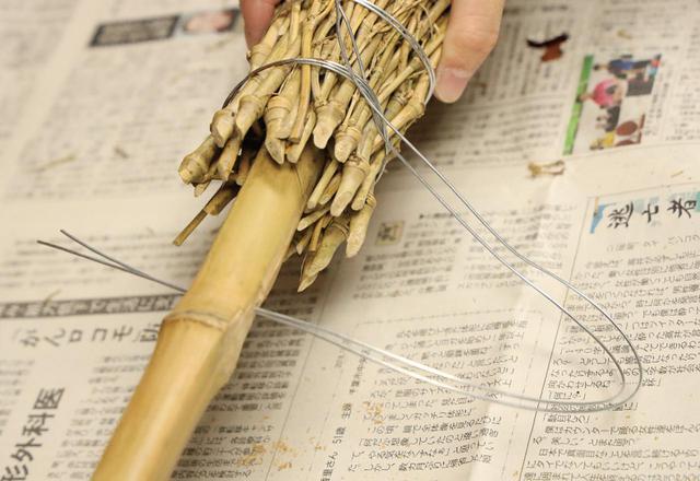 画像3: 竹ボウキを DIY してみよう!