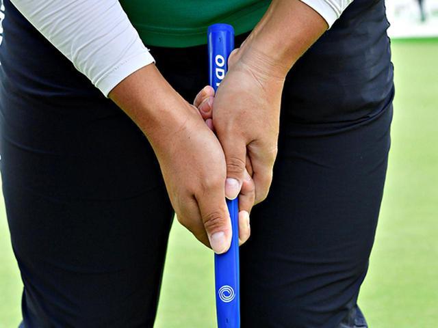 画像: Bタイプ② 手首の角度 あり × 左右の密着率 高