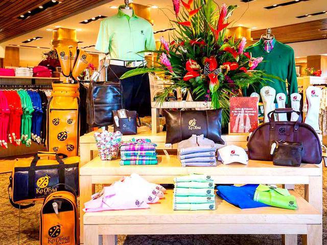 画像: コオリナのゴルフショップで使える35ドルの割引チケットを進呈