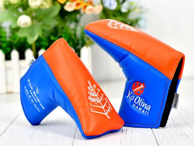 画像: コオリナとフォーシーズンズリゾートのダブルネームパターカバーをプレゼント