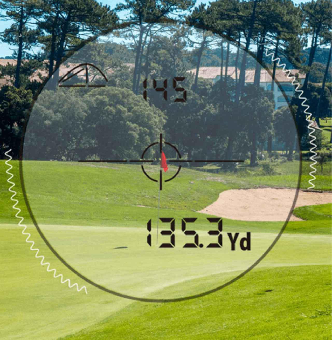 画像: ターゲットの円が大きくて狙いやすい