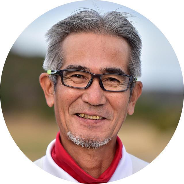 画像: 【生徒】野々山謙二さん 60歳、HC23。スライスを嫌がってヒッカケることもあり、左右どちらもミスが出てしまう。安定して100を切れるようになりたい