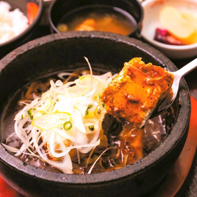 画像: 特製麻婆豆腐御膳(1830円)