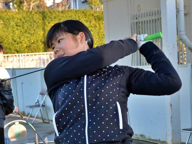 画像4: 【ゴルフノンフィクション】安田祐香・古江彩佳を輩出した滝川第二高校ゴルフ部。プラチナを育む秘密に迫った