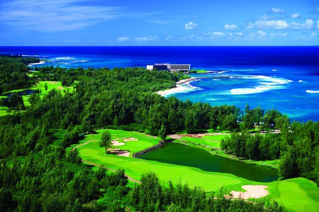 画像: 8㌔の海岸線沿に広がる100万坪のリゾート