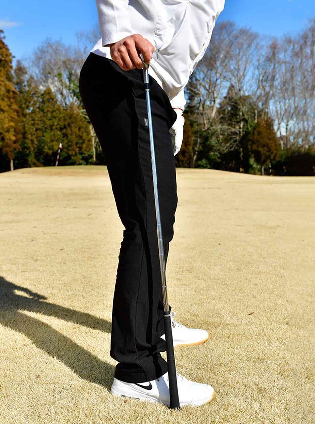 画像2: ハンドダウン 重心が足裏の真ん中になるように