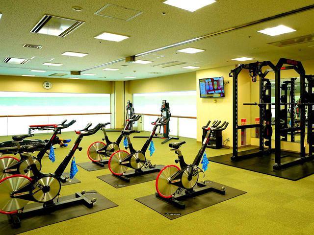 画像: トレーニングルーム