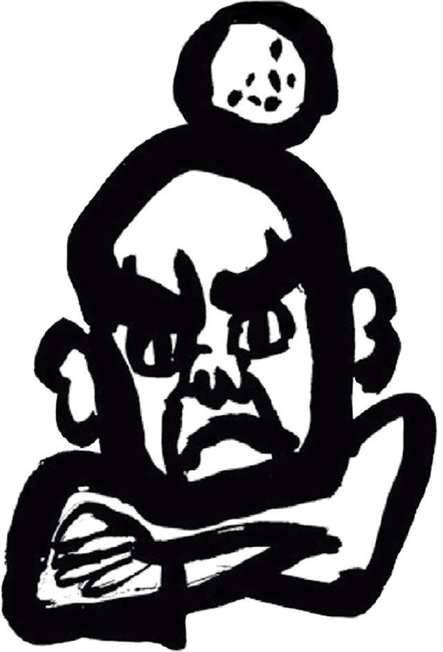 画像: 悩んでねぇで 相談に来なっ! 江戸っ子クラブ職人 頑固おやじ その道35年、東京下町のゴルフ工房店主。厳しくも愛があって常連客に慕われる。好きな言葉は「鉄は熱いうちに打て」