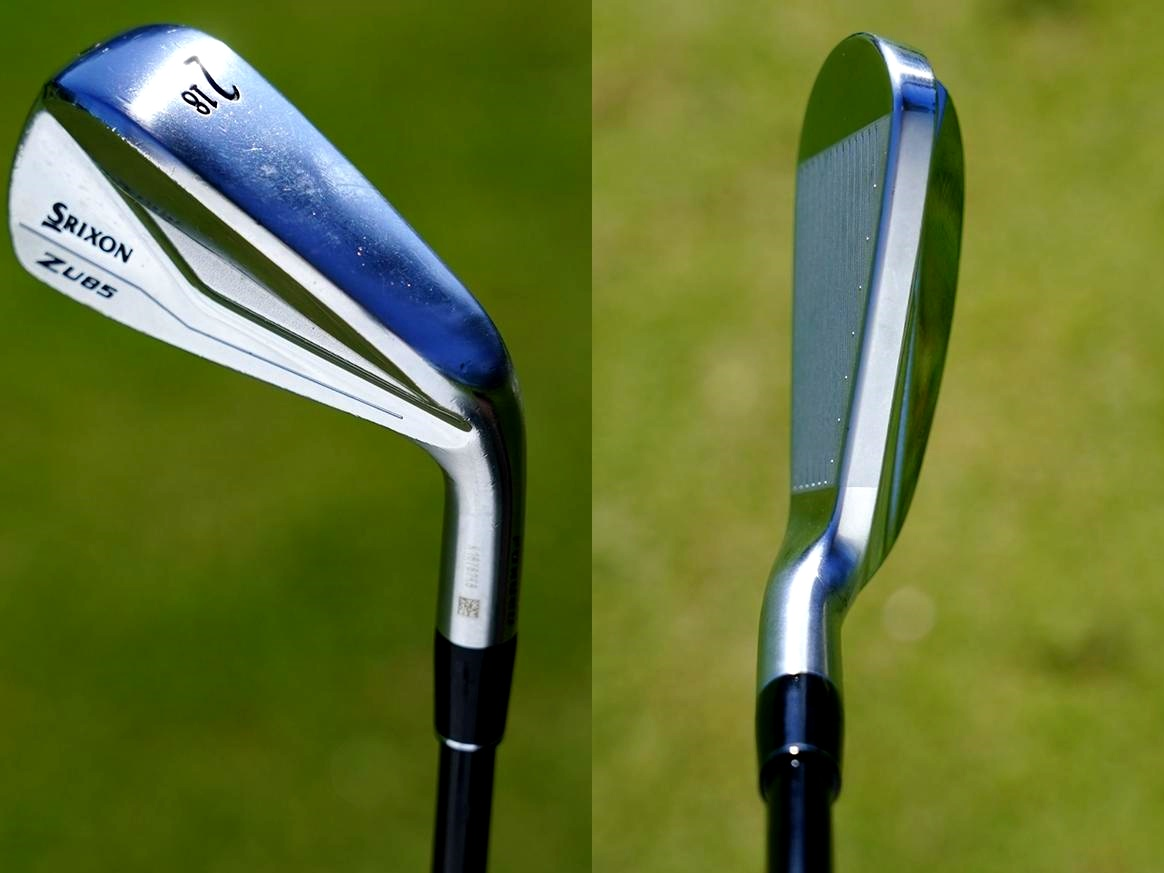 画像: アイアン型UTを2本、「ウッドよりも球の操作性がよく、使い勝手がいい」と話す