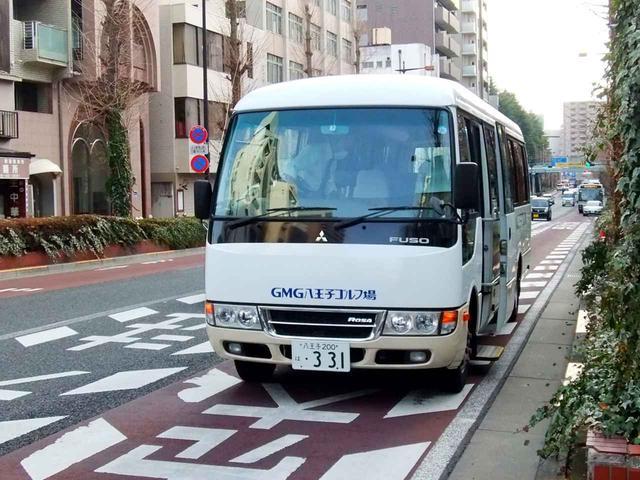 画像: インターチェンジからのアクセス良好 クラブバスも充実