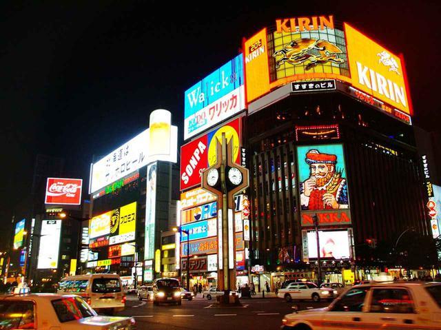 画像: ゴルフ場を後にしたら、クラブバス15分と地下鉄15分で札幌市内すすきのへ