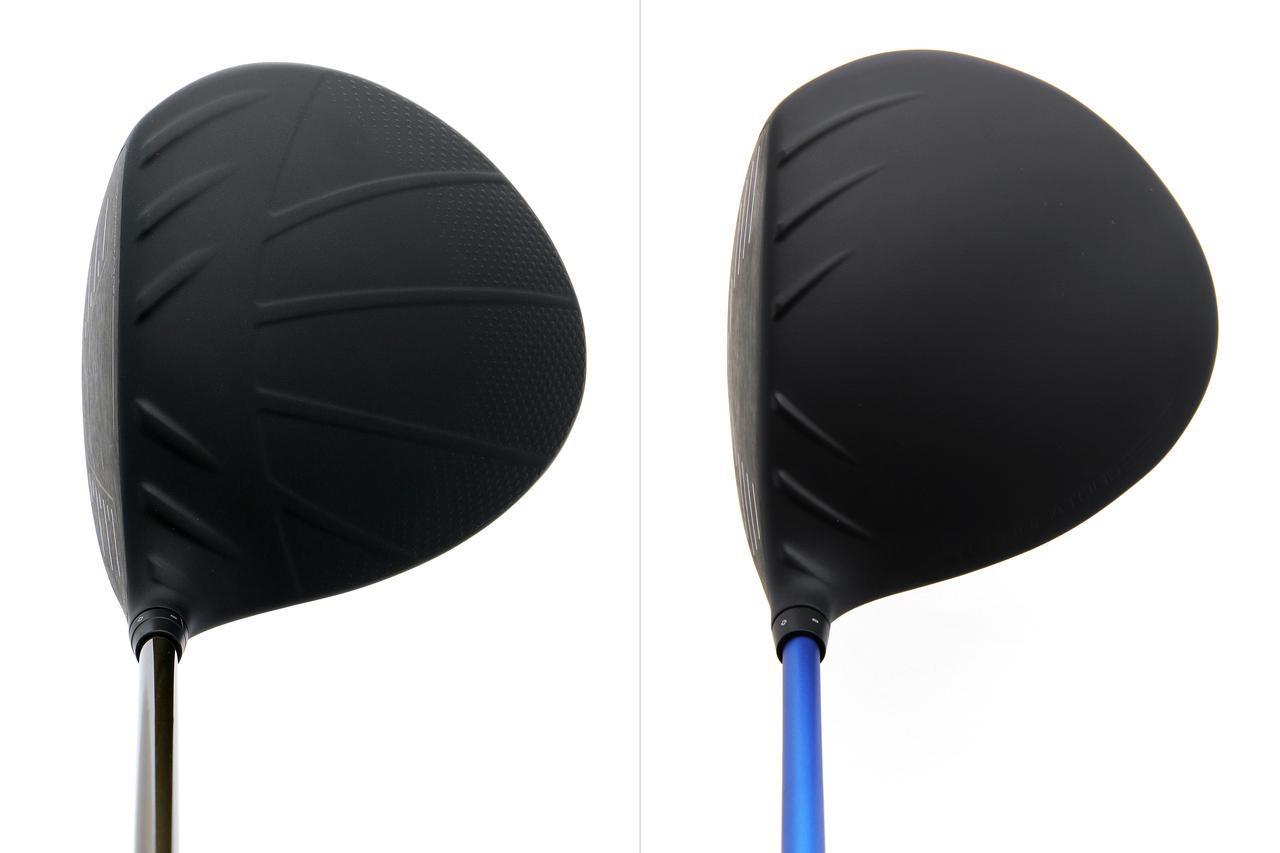 画像: ピンG400(左)、ピンG30(右)