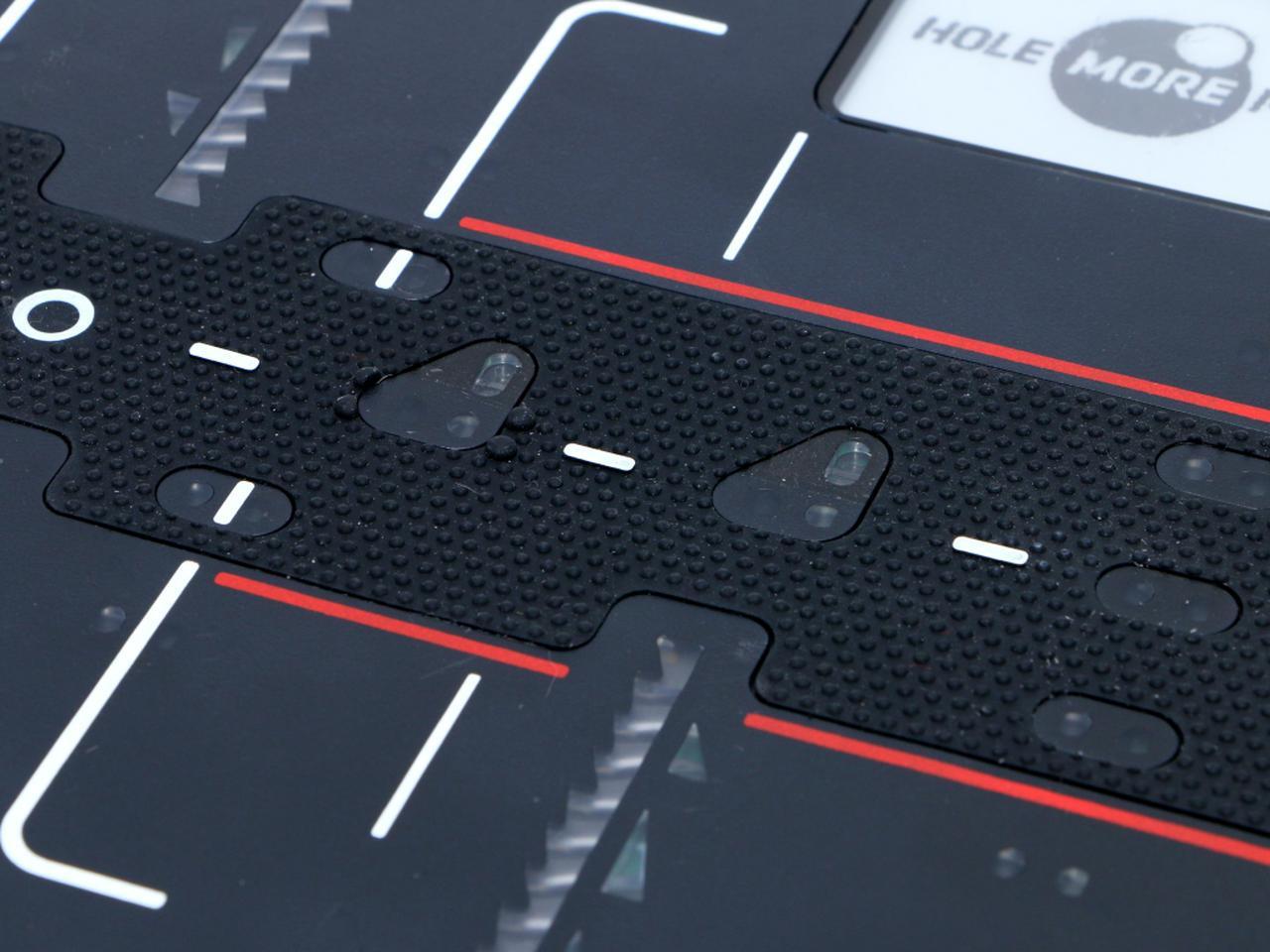 画像: 埋め込まれたセンサーがパターヘッドの動きを正確に計測