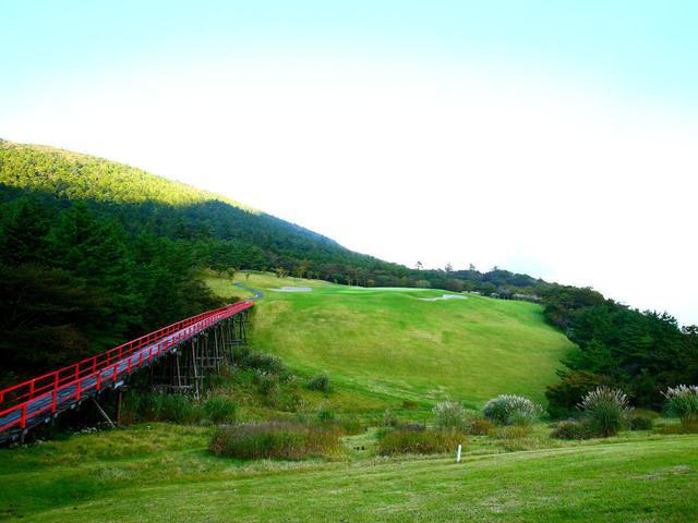 画像: 天城高原ゴルフコース 4番(174Y・P3)