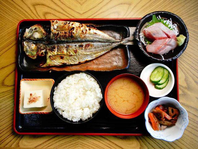 画像1: 【ふしみ食堂】の地元ごはん定食