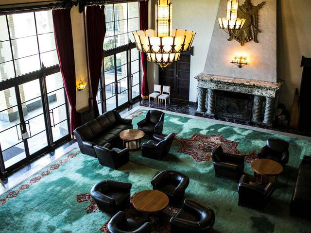 画像: 川奈ホテルゴルフコース クラブハウス