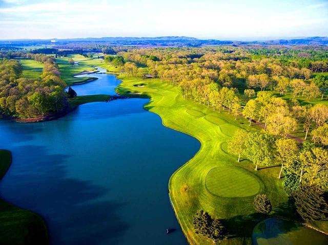 画像1: 北海道クラシックゴルフクラブ(18H・7059Y・P72)自然の林、池、小川を活かしたJ・ニクラスの傑作コース