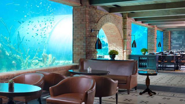 画像: バリ島発の水族館レストラン「Koral」、「ジ・アプルバ・ケンピンスキ・バリ」