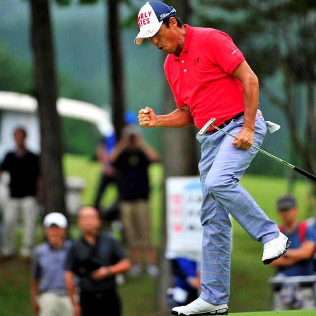 画像: プロゴルファーは、競技中のゴルフが本当の実力