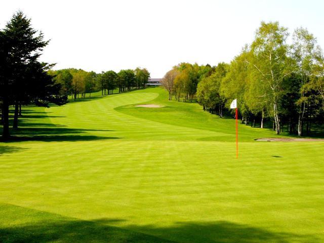 画像1: 札幌ゴルフ倶楽部 輪厚コース (18H・7063Y・P72)開場は1958年、北海道最初の井上誠一作品