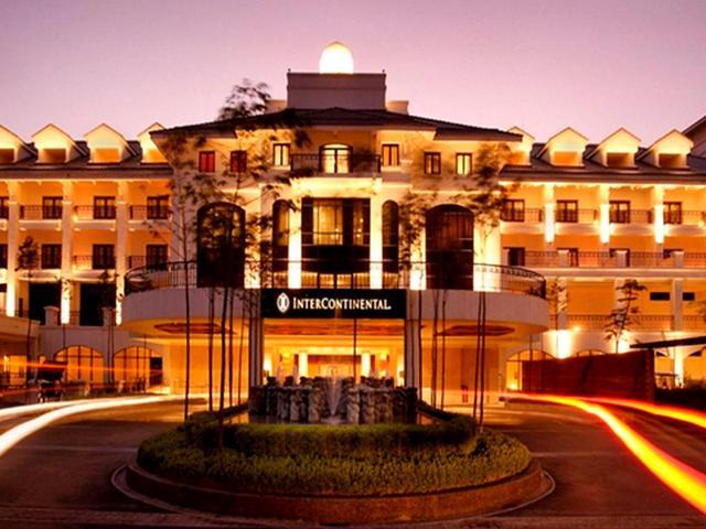 画像1: =受付終了=【ベトナム・ハノイ】ベトナム航空ビジネスクラス直行便。最上級ホテルのクラブラウンジも利用できる 5日間 3プレー(現地係員案内)