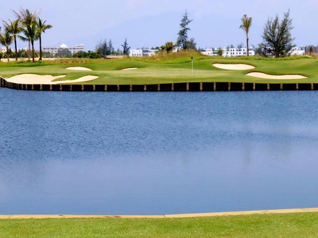 画像: BRGダナンゴルフクラブ リバーサイドコース 5番(173Y・P3)