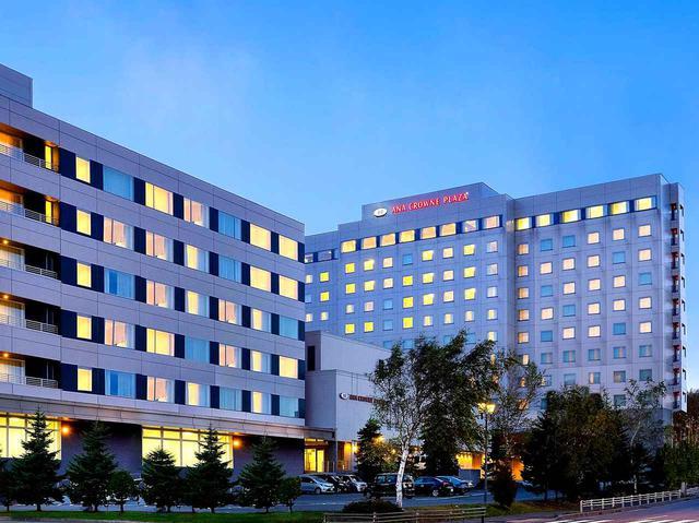 画像1: ANAクラウンプラザホテル