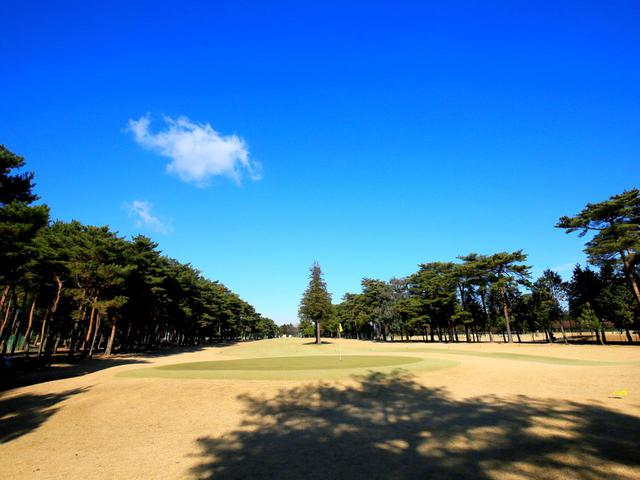画像: 南筑波ゴルフ場