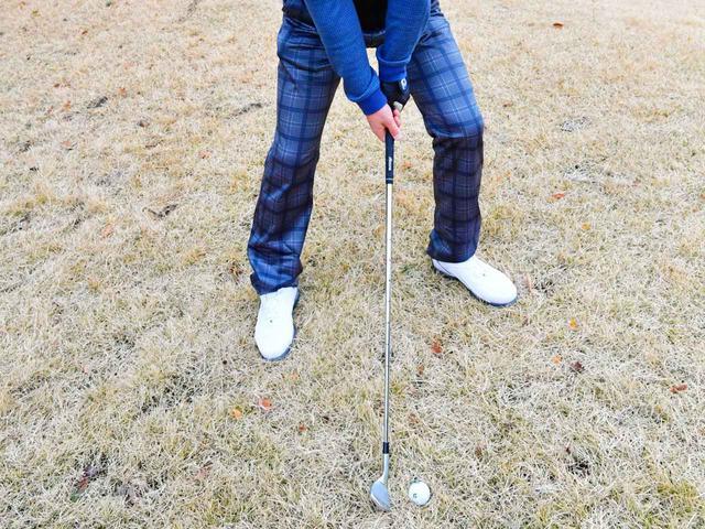 画像: 左足上がりは、伊勢原のべスポジ