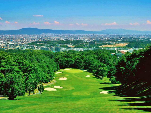 画像: 茨木国際ゴルフ倶楽部 (大阪) 上田治、佐藤儀一が造った27ホール
