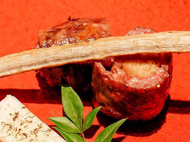 画像1: 明神館は、ナチュレフレンチ「菜」、信州ダイニング「TOBIRA」、サロン「1050」などレストランも充実。信州牛、高原野菜、山菜…食材にこだわった、和、洋、鍋料理を用意