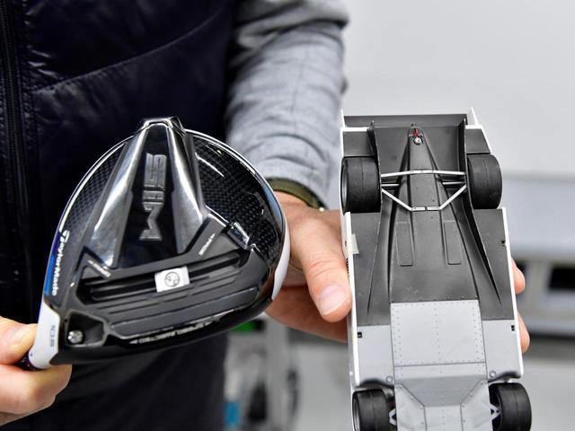 画像: 「SIM」のイナーシャジェネレーターは、レーシングカーの車体下部と形状が似ている